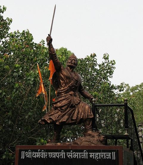 Hd wallpaper shivaji maharaj - Shambhu Raje Statue Photograph Sambhaji Maharaj Statue