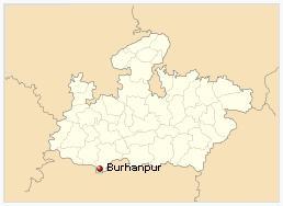 Burhanpur Madhyapradesh
